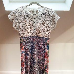 Byron Lars Lace Study Dress, Size 6